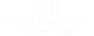 Boonah Law Practice Logo